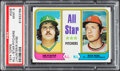 Baseball Cards:Singles (1970-Now), 1974 Topps All-Star Pitchers #339 PSA Mint 9....