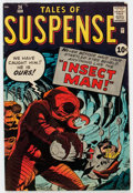 Silver Age (1956-1969):Horror, Tales of Suspense #24 (Marvel, 1961) Condition: VG/FN....