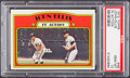 Baseball Cards:Singles (1970-Now), 1972 Topps John Ellis IA #48 PSA Gem Mint 10 - Pop Two. ...