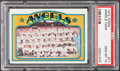 Baseball Cards:Singles (1970-Now), 1972 Topps Angels Team #71 PSA Gem Mint 10....
