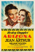 "Movie Posters:Western, Arizona (Columbia, 1940). One Sheet (27.25"" X 41"") Style B.. ..."