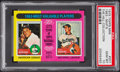 Baseball Cards:Singles (1970-Now), 1975 Topps Mini 1963-MVP's Howard/Koufax #201 PSA Gem Mint 10 - PopFour....