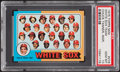 Baseball Cards:Singles (1970-Now), 1975 Topps Mini White Sox Team #276 PSA Gem Mint 10....