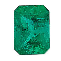 Unmounted Emerald