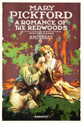 "Movie Posters:Romance, Romance of the Redwoods (Paramount-Artcraft, 1917). One Sheet(27.75"" X 40.75"").. ..."