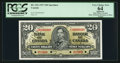 Canadian Currency: , BC-25S $20 1937 Specimen.. ...