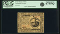 Colonial Notes:Continental Congress Issues, Continental Currency May 9, 1776 $2 Fr. CC-32. PCGS Superb Gem New 67PPQ.. ...