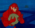 Animation Art:Production Cel, He-Man and the Masters of the Universe Beast Man ProductionCel Setup and Animation Drawing Group (Filmation, 1984).... (Total:7 Items)
