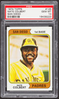 Baseball Cards:Singles (1970-Now), 1974 Topps Nate Colbert #125 PSA Gem Mint 10....