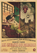 "Movie Posters:Foreign, Children of Paradise (Les Enfants du Paradis) (Pathé-Cinema, 1945).French Grande (44"" X 62.5""). Part 1: ""Le Boulevard d..."