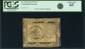 Colonial Notes:Continental Congress Issues, Continental Currency May 10, 1775 $5 Fr. CC-5. PCGS Choice New 63.....