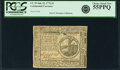 Colonial Notes:Continental Congress Issues, Continental Currency July 22, 1776 $2 Fr. CC-39. PCGS Choice AboutNew 55PPQ.. ...