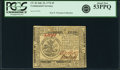 Colonial Notes:Continental Congress Issues, Continental Currency July 22, 1776 $5 Fr. CC-42. PCGS About New 53PPQ.. ...