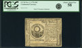 Colonial Notes:Continental Congress Issues, Continental Currency November 2, 1776 $30 Fr. CC-54. PCGS Choice About New 58.. ...