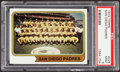 Baseball Cards:Singles (1970-Now), 1974 Topps San Diego Padres #226 PSA Mint 9....