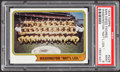 Baseball Cards:Singles (1970-Now), 1974 Topps San Diego Padres, Washington #226 PSA Mint 9....