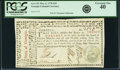Colonial Notes:Georgia, Georgia May 4, 1778 $20 Fr. GA-122. PCGS Extremely Fine 40.. ...