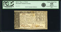 Colonial Notes:Maryland, Maryland March 1, 1770 $4 Fr. MD-57. PCGS Choice About New 55Apparent.. ...