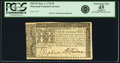 Colonial Notes:Maryland, Maryland March 1, 1770 $8 Fr. MD-59. PCGS Extremely Fine 45Apparent.. ...