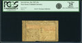 Colonial Notes:New Jersey, New Jersey November 20, 1757 15 Shillings Fr. NJ-110. PCGS VeryFine 25 Apparent.. ...