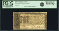 Colonial Notes:Maryland, Maryland April 10, 1774 $6 Fr. MD-69. PCGS Choice About New 55PPQ.....