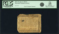 Colonial Notes:Maryland, State of Maryland June 8, 1780 $2 Fr. MD-110. PCGS Fine 15 Apparent.. ...