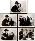 """Movie Posters:Serial, The Green Hornet Strikes Again (Universal, 1941). Photos (16) (8"""" X10"""").. ... (Total: 16 Items)"""