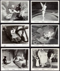 "Movie Posters:Animation, Peter Pan (RKO, 1953). Photos (28) (8"" X 10"").. ... (Total: 28 Items)"