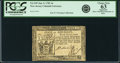 Colonial Notes:New Jersey, State of New Jersey January 9, 1781 4 Shillings Fr. NJ-199. PCGSChoice New 63 Apparent.. ...