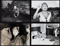 """Movie Posters:Foreign, Giulietta Masina in Nights of Cabiria & Others Lot (Paramount, 1957). Portrait Photos (8) (approx. 7"""" X 9.25""""). Foreign.. ... (Total: 8 Items)"""