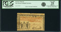 Colonial Notes:New Jersey, State of New Jersey 1786 15 Shillings Fr. NJ-215. PCGS Very Fine 25 Apparent.. ...