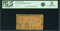Colonial Notes:New Jersey, State of New Jersey 1786 30 Shillings Fr. NJ-216. PCGS Fine 15 Apparent.. ...