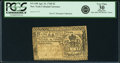 Colonial Notes:New York, Colony of New York April 21, 1760 2 Pounds Fr. NY-158. PCGS VeryFine 30 Apparent.. ...