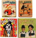 Big Little Book:Miscellaneous, Big Little Book Humor Group (various, 1934-42).... (Total: 7 Items)