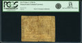 Colonial Notes:Pennsylvania, Pennsylvania Jan. 1, 1756 5 Shillings Fr. PA-73. PCGS Fine 15 Apparent.. ...