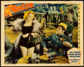 "Movie Posters:Romance, Morocco (Paramount, 1930). Lobby Card (11"" X 14"").. ..."