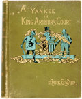 Books:Literature Pre-1900, Mark Twain. A Connecticut Yankee in King Arthur's Court. NewYork: Charles L. Webster, 1891. Early reprint edition. ...