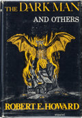 Books:First Editions, The Dark Man and Others by Robert E. Howard (Arkham House,1963). ...