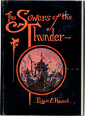Books:Signed Editions, The Sowers of Thunder by Robert E. Howard (Donald M. Grant,1976)....