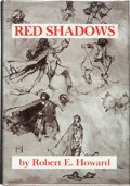 Books:Signed Editions, Red Shadows by Robert E. Howard (Donald M. Grant, 1978)....