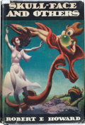 Books:First Editions, Skull-Face and Others by Robert E. Howard (Arkham House,1946)....