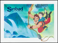 """Movie Posters:Animation, Sinbad: Legend of the Seven Seas (Pacific Editions, 2003). LimitedEdition Poster (17.5"""" X 23.5""""). Animation.. ..."""