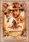 """Movie Posters:Action, Indiana Jones and the Last Crusade (Paramount, 1989). One Sheet(27"""" X 40"""") SS Advance. Action.. ..."""