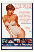 """Movie Posters:Adult, Pretty Peaches & Other Lot (Blu-pix, 1978). One Sheets (37) (25.25"""" X 39.5"""" & 27"""" X 41""""). Adult.. ... (Total: 37 Items)"""