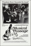 """Movie Posters:Documentary, A Musical Passage & Other Lot (Films Incorporated, 1984). One Sheets (59) (27"""" X 41"""") Flat Folded. Documentary.. ... (Total: 59 Items)"""