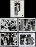 """Movie Posters:Crime, Flareup (MGM, 1970). Photos (8) (Approximately 8"""" X 10""""). Crime..... (Total: 8 Items)"""