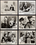 "Movie Posters:Foreign, Flesh and the Woman (Dominant Pictures, 1958). Photos (22) (8"" X 10""). Foreign.. ... (Total: 22 Items)"