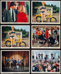 "Movie Posters:Rock and Roll, Hold On! (MGM, 1966). Color Photos (6) (8"" X 10""). Rock and Roll..... (Total: 6 Items)"