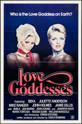 "Movie Posters:Adult, Love Goddesses & Other Lot (Gail, 1981). One Sheets (58) (27"" X 41"") Flat Folded. Adult.. ... (Total: 58 Items)"