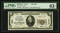 National Bank Notes:Texas, Hillsboro, TX - $20 1929 Ty. 1 The Citizens NB Ch. # 4900. ...